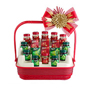 Gift of Health Festive Hamper - Essence of Chicken (6s x 41ml) and Bird's Nest (6s x 42ml)