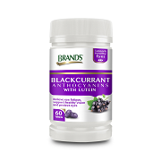 Blackcurrant Anthocyanins with Lutein 60 Tablets