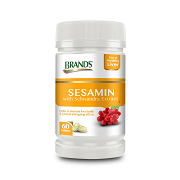 Sesamin with Schisandra Extract 60 Tablets